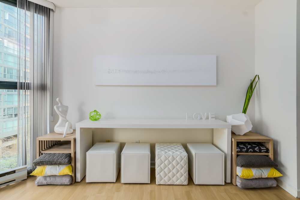 Storage Design by Naked Condo