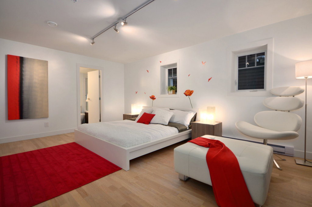 Bedroom Design by Naked Condo