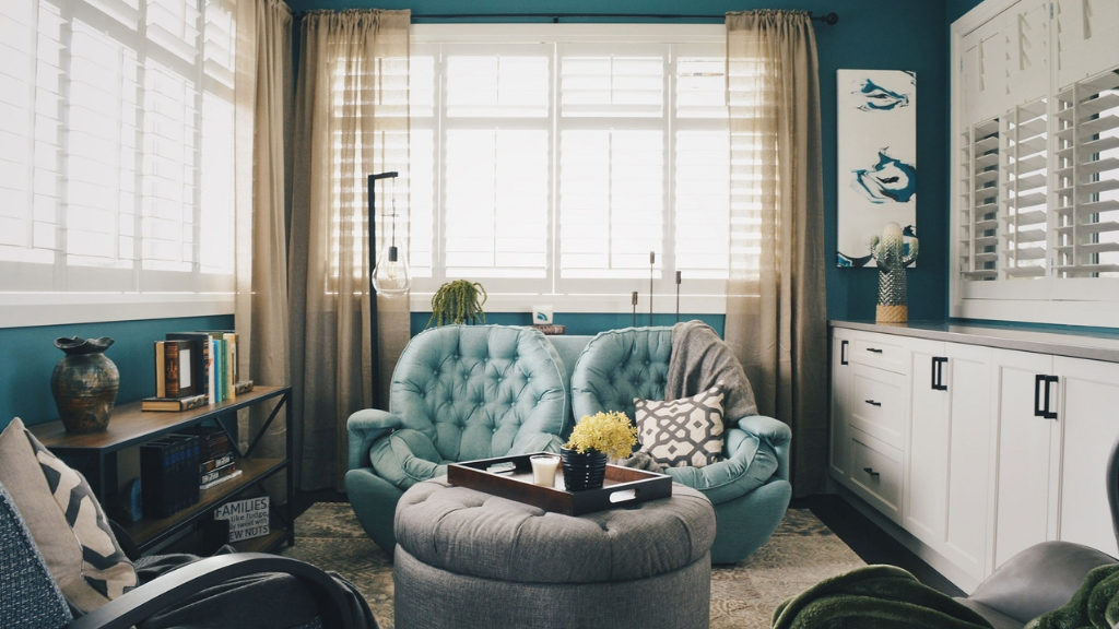 Sitting room Design by Louis Duncan-He Designs